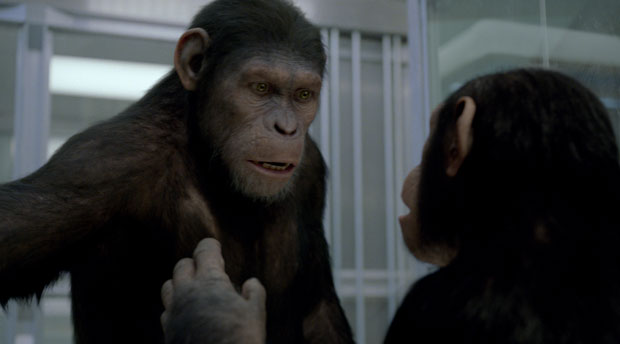 Rise of the Planet of the Apes Film Review